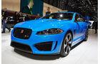 Autosalon Genf 2014, Jaguar XFR Sportbrake
