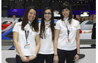 Autosalon Genf Girls Hostessen