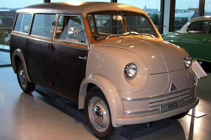 Autostadt auf der Bremen Classic Motorshow