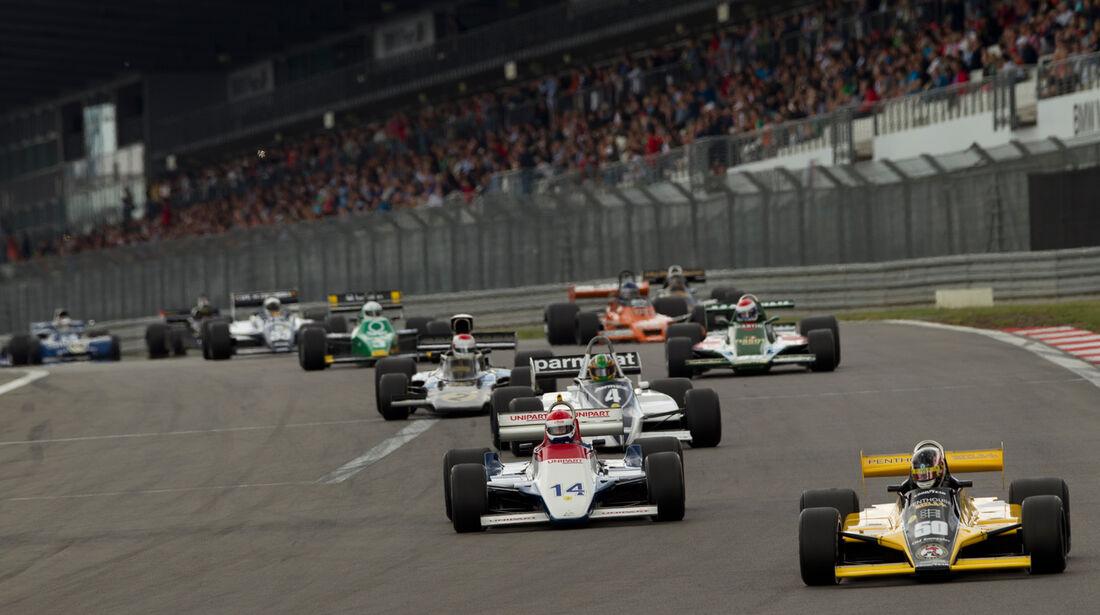 AvD-Oldtimer-GP, Formula 1