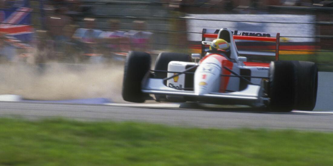 Ayrton Senna 1992