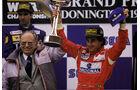 Ayrton Senna - McLaren - Donington 1993