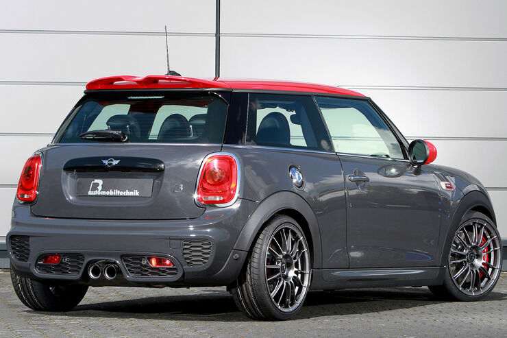 B&B Mini John Cooper Works