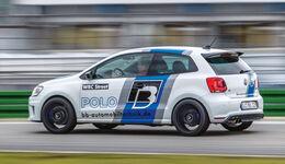 B&B-VW Polo R WRC, Seitenansicht