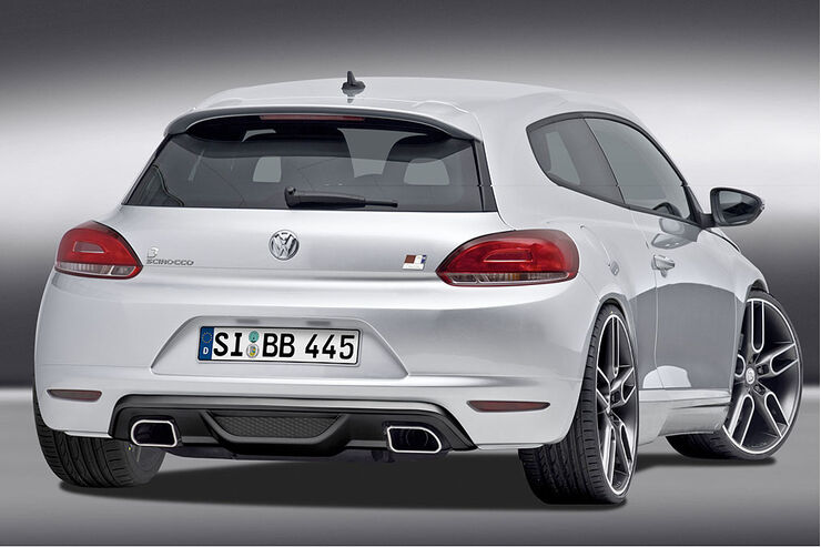 vw scirocco tuning bis zu 350 ps f r das vw sportcoup. Black Bedroom Furniture Sets. Home Design Ideas