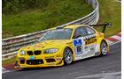 BMW 1 M-Coupé - MSC-Rhön e.V. - Startnummer: #106 - Bewerber/Fahrer: Harald Rettich, Fabrice Reicher, Dominique Nury, Richard Purtscher - Klasse: SP5