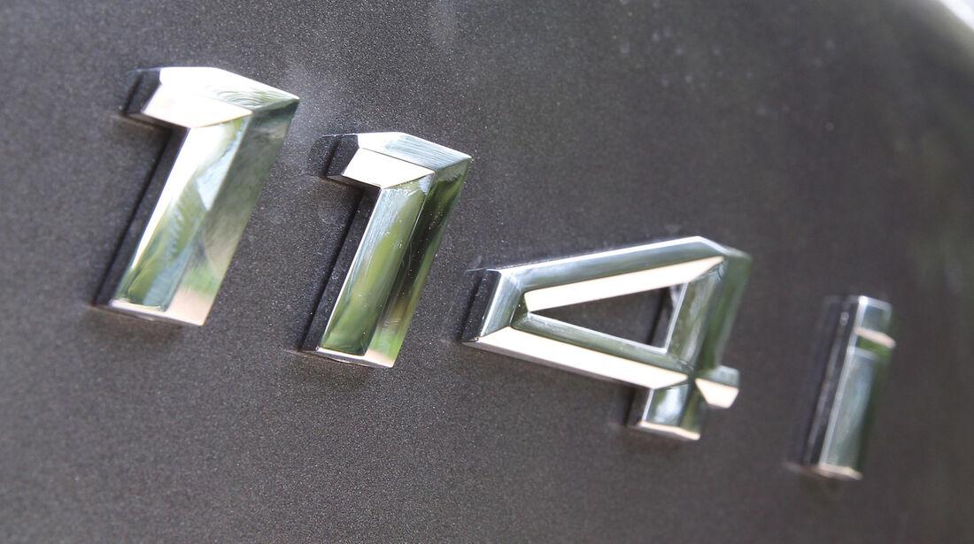BMW 114i, Typenbezeichnung