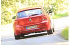 BMW 118i Sport Line, Heck