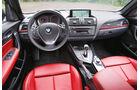BMW 120d Sport Line, Cockpit