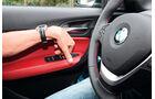 BMW 120d Sport Line, Lenkrad, Fensterheber