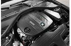 BMW 125d, Rundinstrumente