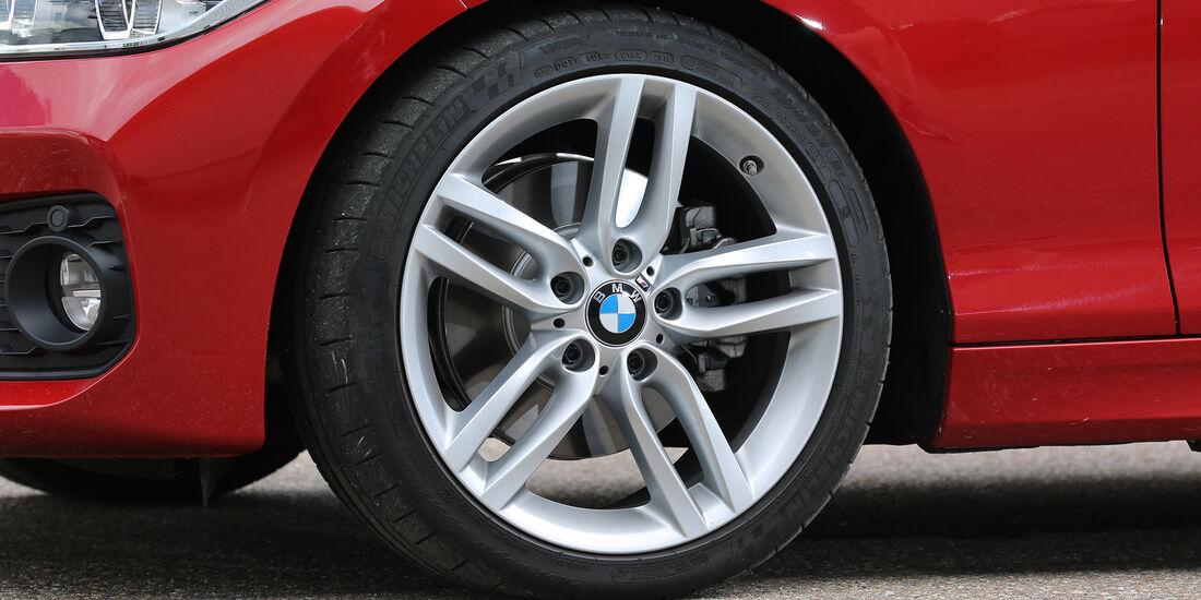 BMW 125i, Exterieur