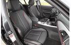 BMW 125i, Sitze