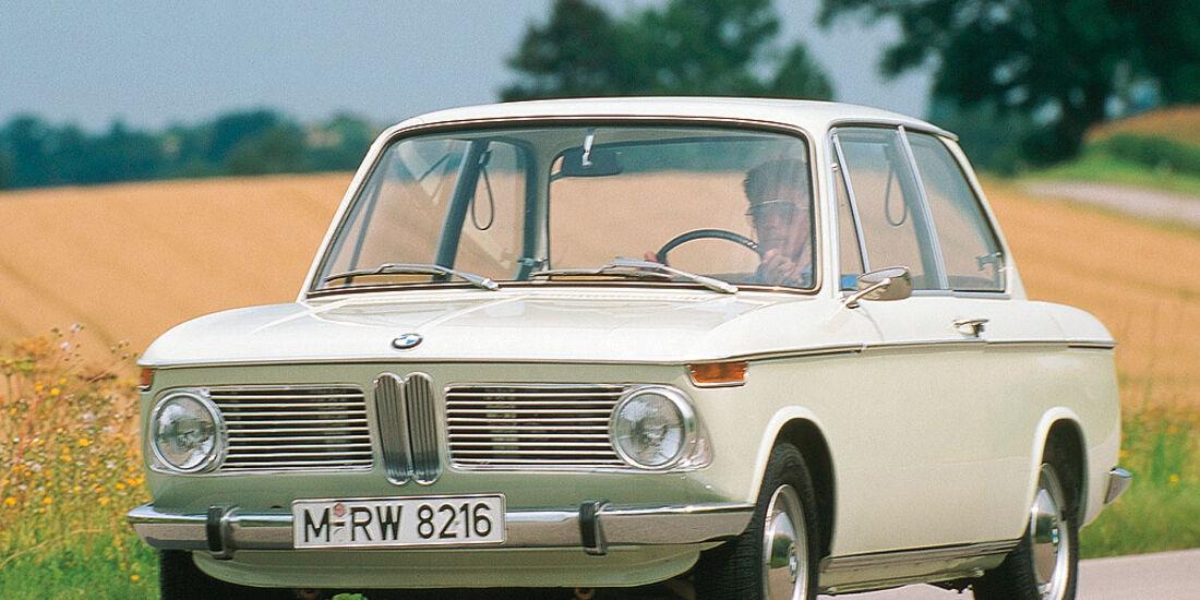 BMW 1600-2 Baujahr 1966