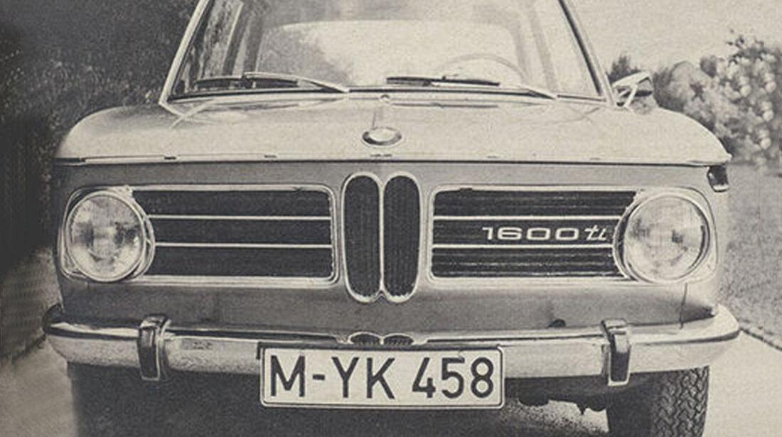 BMW, 1600 TI, IAA 1967