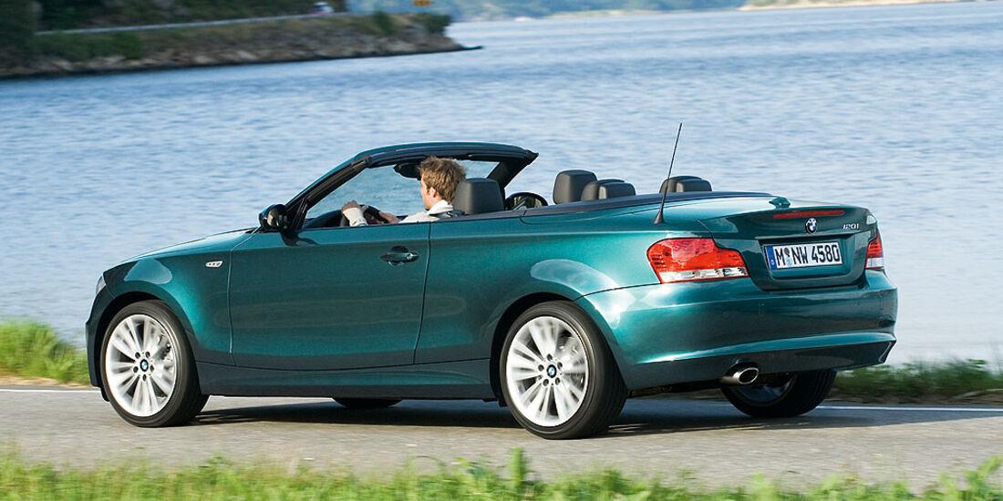 BMW 1er Cabrio Baujahr 2007
