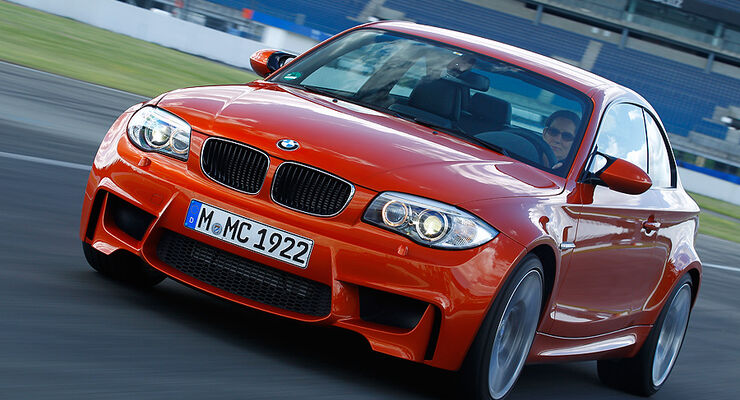 bmw 1er m coup im test mehr sportwagen braucht. Black Bedroom Furniture Sets. Home Design Ideas