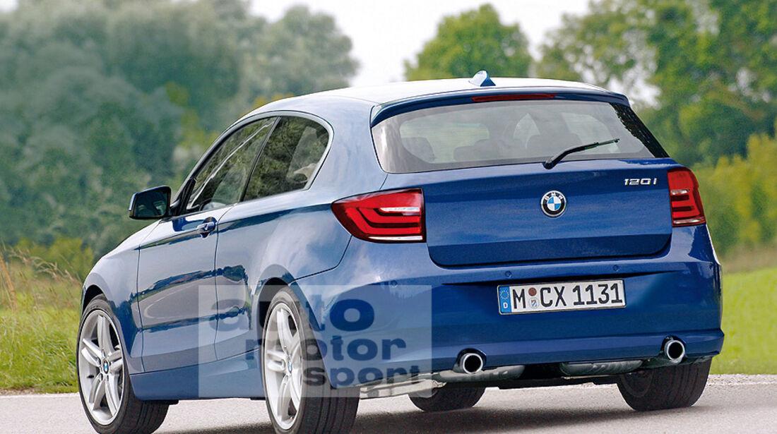 BMW 1er Dreitürer 05/2011