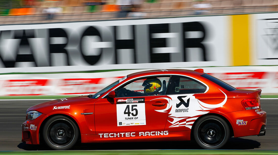 BMW 1er M Coupé, TunerGP 2012, High Performance Days 2012, Hockenheimring