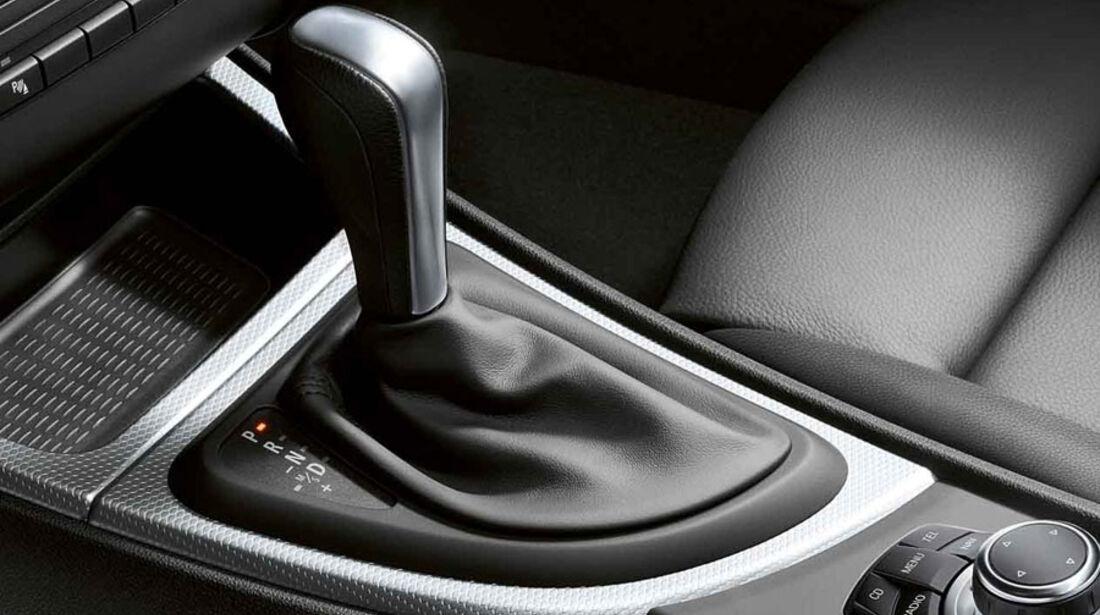 BMW 1er, Sechsgangautomatik