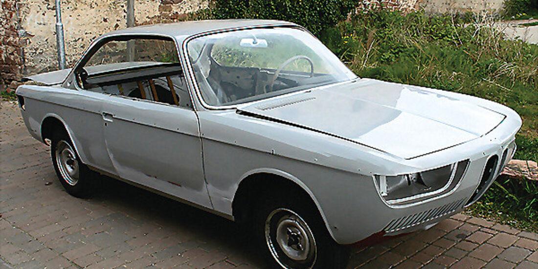 BMW 2000 C Automatik
