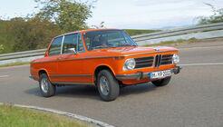 BMW 2002 TII (1971), Motor Klassik Award 2013