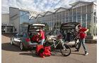 BMW 218i Active Tourer, BMW 316i Touring, Heckklappe
