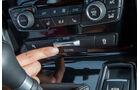 BMW 218i Gran Tourer, Bedienelemente