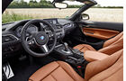 BMW 220d Cabrio