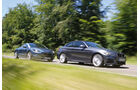 BMW 220d, Peugeot RCZ 2.0 HDi 160, Seitenansicht