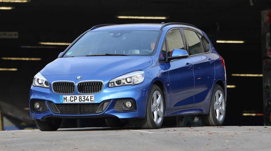 BMW 225xe Active Tourer, Frontansicht
