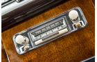 BMW 2600 L (Typ 502,V8), Radio