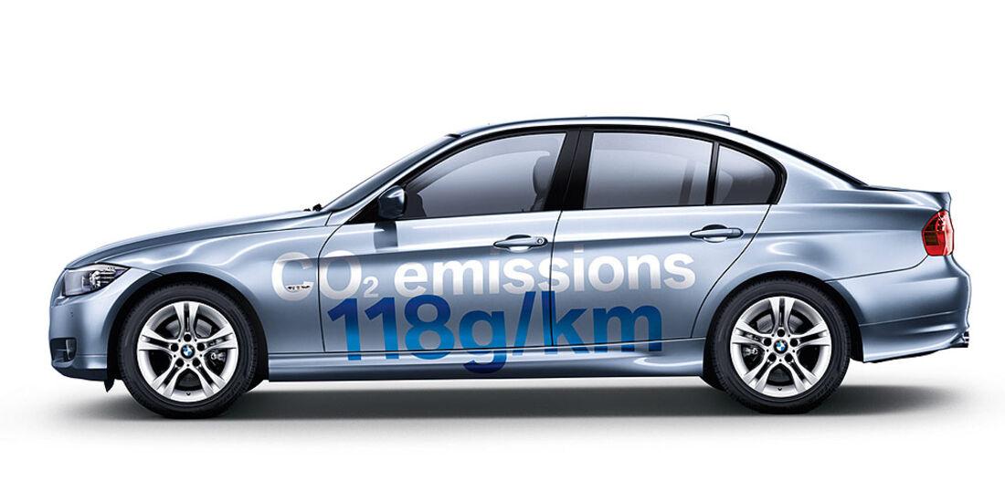 BMW 316d Limousine