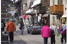 BMW 318 Cabrio in Livigno