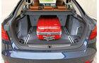 BMW 320 Gran Turismo, Kofferraum