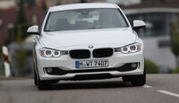 BMW 320d Efficient Dynamics Edition, Frontansicht