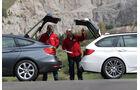 BMW 320d Touring, BMW 320d GT, Heckklappe