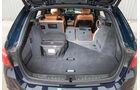 BMW 320i Touring, Kofferraum