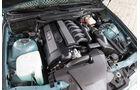 BMW 323i, Motor