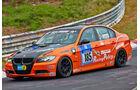 BMW 325i E90 - Startnummer: #185 - Bewerber/Fahrer: Michael Mönch, Oliver Frisse, Bruno Beulen, Jang Han Choi - Klasse: V4