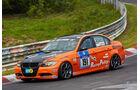 BMW 325i E90 - Startnummer: #191 - Bewerber/Fahrer: Michael Mönch, Oliver Frisse, Jan von Kiedrowski, Jang Han Choi - Klasse: V4