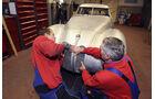 BMW 328 Kamm Coupé - Die Niere wird an die Karosseire angepasst