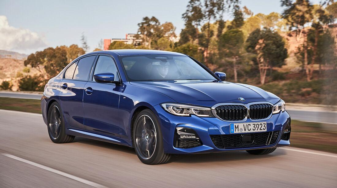 BMW 330i - Serie - Limousinen bis 50000 Euro - sport auto Award 2019