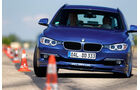 BMW 335d xDrive Touring, Frontansicht