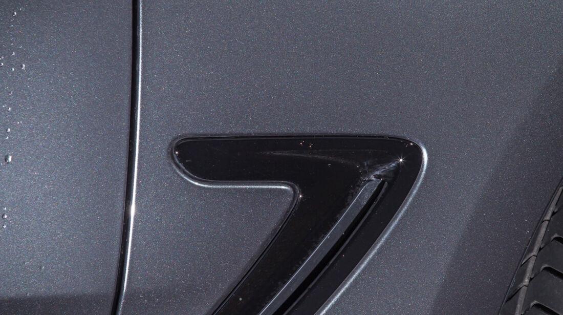 BMW 335i GT, Tür