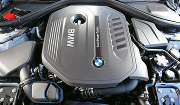 BMW 340i xDrive Touring, Motor