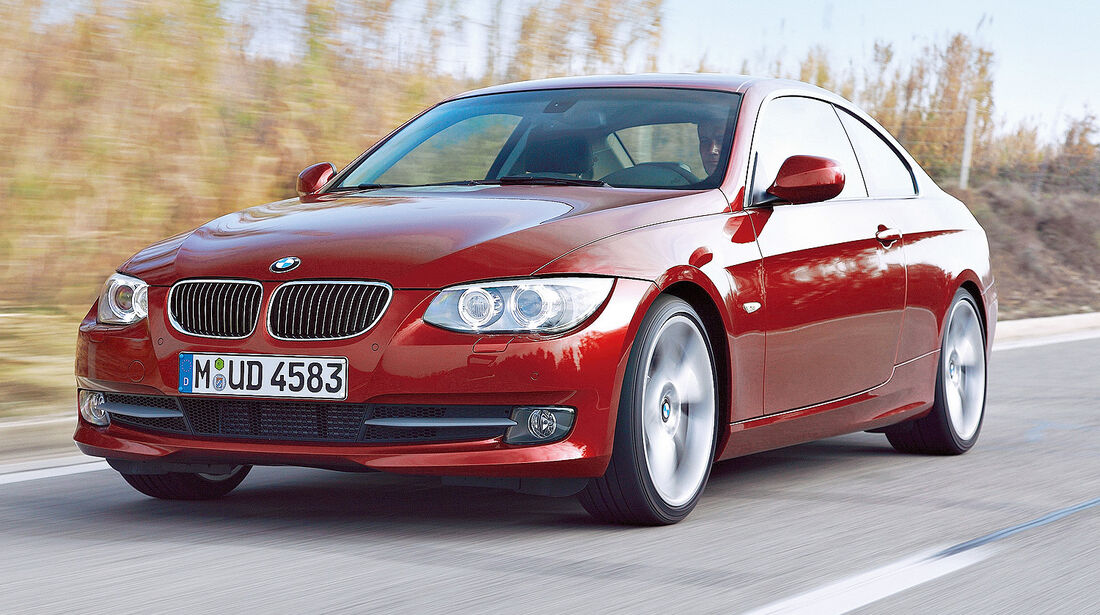 BMW 3er Coupe, Motor Klassik Award 2013
