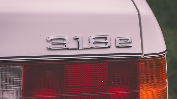 BMW 3er E30 Elektro