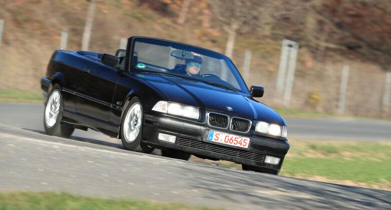 BMW 3er E36 Cabrio 328i Youngtimer