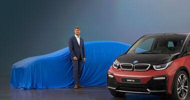 BMW 3er Electric Tuch